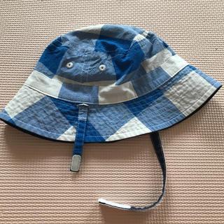 ベビーギャップ(babyGAP)のベビーギャップ ハット リバーシブル(帽子)