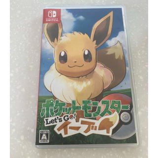 Nintendo Switch - ポケットモンスター Let's Go! イーブイ ポケモンレッツゴーイーブイ