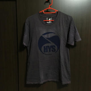 HYSTERIC GLAMOUR - Hys Tシャツ 音符柄