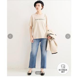 IENA - イエナ ロゴプリント Tシャツ