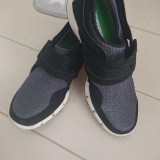 アディダス(adidas)のadidasメッシュスニーカー22.5(スニーカー)