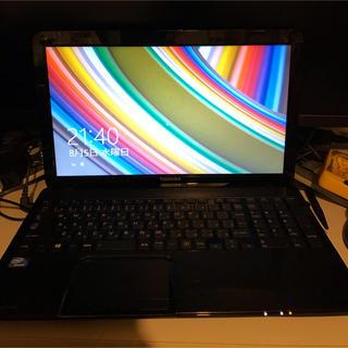 東芝 - toshiba t552/36gb ノートパソコン