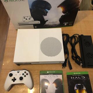 エックスボックス(Xbox)のXbox One S 1TB Halo Collection(家庭用ゲーム機本体)