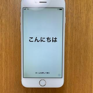 Apple - iPhone6 16G シルバー au版