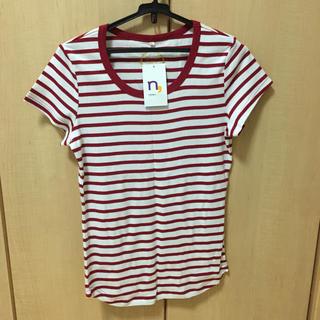 ニッセン(ニッセン)のレディース Tシャツ2枚セット(Tシャツ(半袖/袖なし))