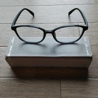 ジンズ(JINS)のメガネ 新品未使用 ケース付(サングラス/メガネ)