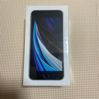 iPhone - 新品未開封 iPhone SE2 64GB SIMフリー