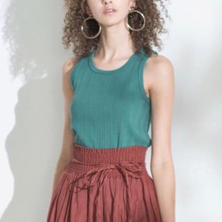 ミラオーウェン(Mila Owen)のMila Owen ランダムテレコタンク(Tシャツ(半袖/袖なし))