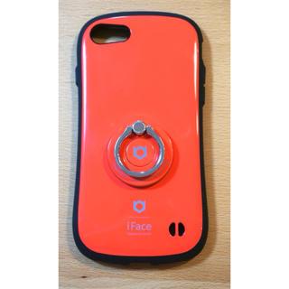 iPhone - iPhone7 8 SE ケース iFace  スマホリング付