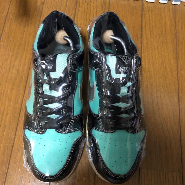 NIKE(ナイキ)のdunk sb diamond supply メンズの靴/シューズ(スニーカー)の商品写真