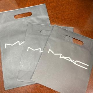マック(MAC)のMACショップ紙袋(ショップ袋)