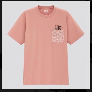 ユニクロ(UNIQLO)の【即完売サイズ】鬼滅の刃 ユニクロ ねずこTシャツ(その他)