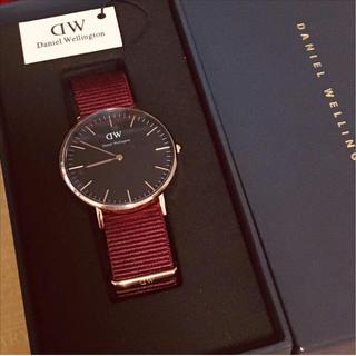 Daniel Wellington - 【定価2.1万円】美品★DW00100273★36mmレディース腕時計