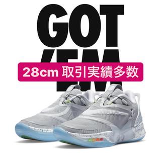 ナイキ(NIKE)のナイキ アダプト BB 2.0 Mag 28 Nike  adapt 最安値(スニーカー)