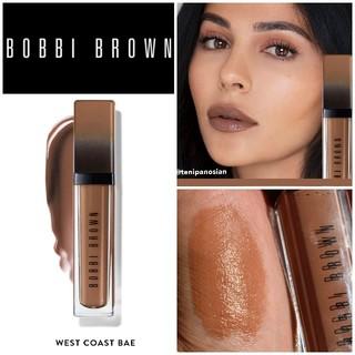 BOBBI BROWN - ボビイブラウン◆クラッシュドリキッドリップカラー #west coast bae