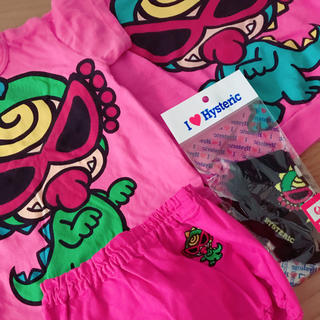 HYSTERIC MINI - HYSTERIC MINI♡ミニラセット