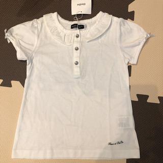 ベベ(BeBe)の新品 タグ付き 120センチ tシャツ  フォーマル(Tシャツ/カットソー)