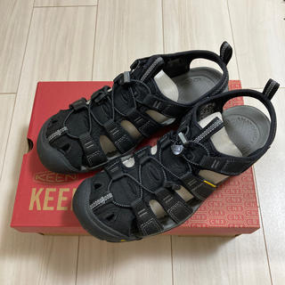 KEEN - 【美品】KEEN(キーン)CLEARWATER CNX クリアウォーター