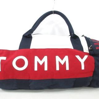 トミーヒルフィガー(TOMMY HILFIGER)のトミーヒルフィガー ボストンバッグ -(ボストンバッグ)