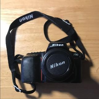 ニコン(Nikon)のNIKON ニコン フィルムカメラF50D PANORAMA説明書・専用ケース付(フィルムカメラ)