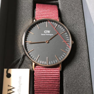 Daniel Wellington - 【定価2.1万円】美品★DW00100274★36mmレディース腕時計