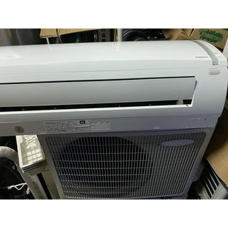 コロナ - 室外機も送料込 2016年製 エアコン 6畳用 冷暖房 クーラー 2.2kw