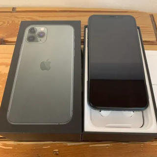 iPhone11pro 256GB 本体 SIMフリー