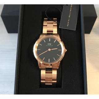 Daniel Wellington - 【定価2.2万円】美品★DW00100214★28mmレディース腕時計