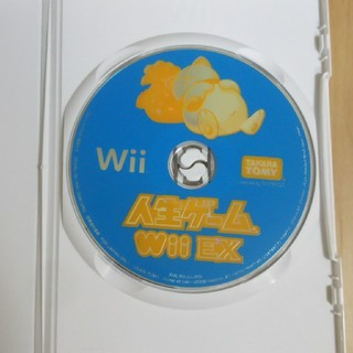Wii - 人生ゲーム wiI EX