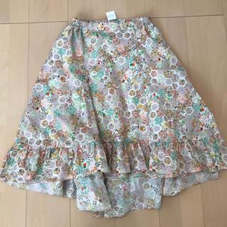 Bonpoint - ボンポワン リバティ柄スカート   14歳 新品未使用タグ付き