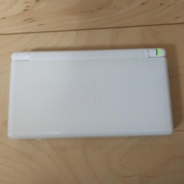 ニンテンドーDS(ニンテンドーDS)のNintendo DSlite 本体+タッチペン エンタメ/ホビーのゲームソフト/ゲーム機本体(携帯用ゲーム機本体)の商品写真