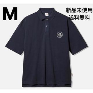 ジーユー(GU)のgu studio  seven コラボ ビッグポロシャツ(ポロシャツ)