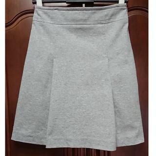 ムジルシリョウヒン(MUJI (無印良品))の無印良品 スカート(伸縮あり)(ひざ丈スカート)