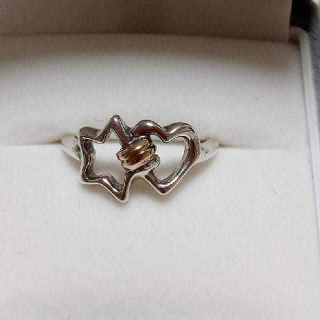 Tiffany & Co.(ティファニー)のティファニーリング レディースのアクセサリー(リング(指輪))の商品写真