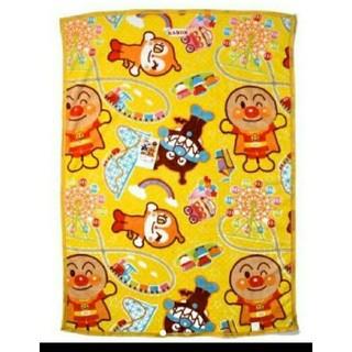 アンパンマン(アンパンマン)のアンパンマン お昼寝毛布(おくるみ/ブランケット)