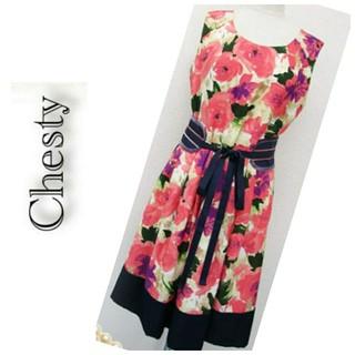 Chesty - ⭐️Chesty⭐️チェスティ⭐️花柄 ワンピース