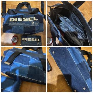 ディーゼル(DIESEL)の新作DIESEL 長財布 ショルダーバッグ 時計 3点セット(財布)