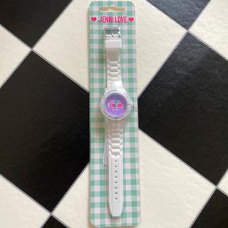 ジェニィ(JENNI)のJENNI ☆ 腕時計 ☆ ノベルティ(腕時計)