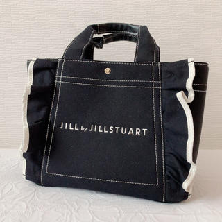 JILL by JILLSTUART - ジルバイジルスチュアート フリルトート(小)