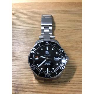 タグホイヤー(TAG Heuer)のタグホイヤーアクアレーサーキャリバー5(腕時計(アナログ))