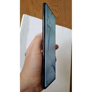 Galaxy - Galaxy note 10 plus AU SIMフリー