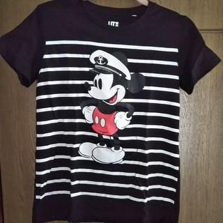 UNIQLO - ミッキーTシャツ