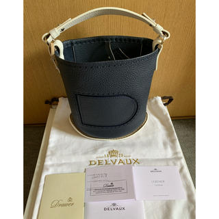 Drawer - 新品 2020 Drawer購入 デルヴォー Pin Mini Bucket