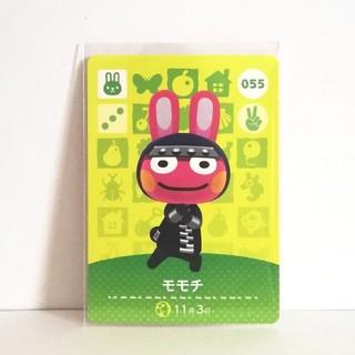 Nintendo Switch - どうぶつの森 amiiboカード アミーボ モモチ