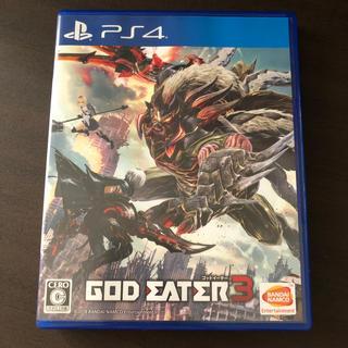 バンダイナムコエンターテインメント(BANDAI NAMCO Entertainment)のGOD EATER 3(ゴッドイーター3) PS4(家庭用ゲームソフト)