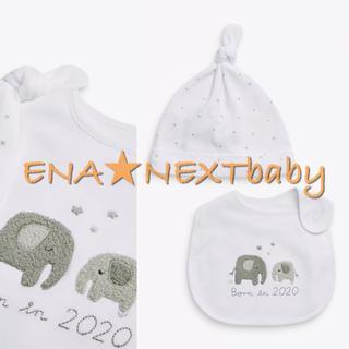 NEXT - next♡ネクスト ホワイト Born In 2020 スタイ&帽子