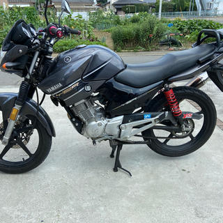 ヤマハ - YBR125K 自賠責付き タンクシーリング済 125cc