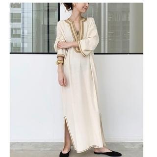L'Appartement DEUXIEME CLASSE - L'Apparement【NILI LOTAN】EMBLOIDALY DRESS