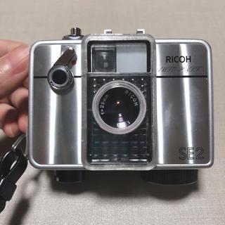 リコー(RICOH)のRICOH オートハーフ SE2 使用説明書付き(フィルムカメラ)