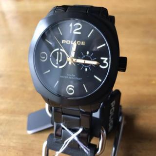ポリス(POLICE)の【新品】ポリス POLICE 腕時計&ネックレス 14717JSB-02MA(腕時計(アナログ))